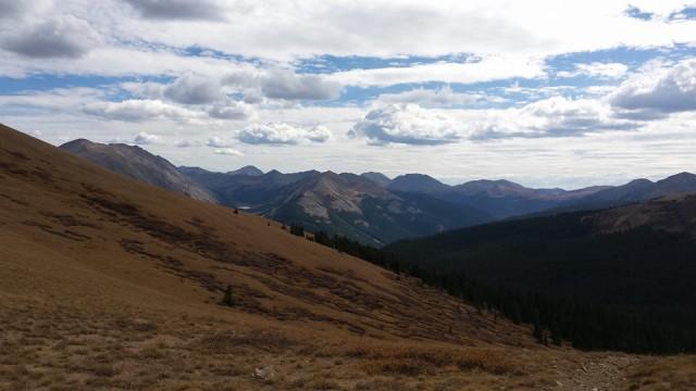 Poplar Gulch Trail,  Salida RD PSICC NF Colorado